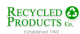 Recycled Products Co. | Established 1992